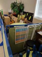 Preschool all tucked away
