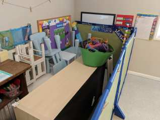 Pre-K all tucked away