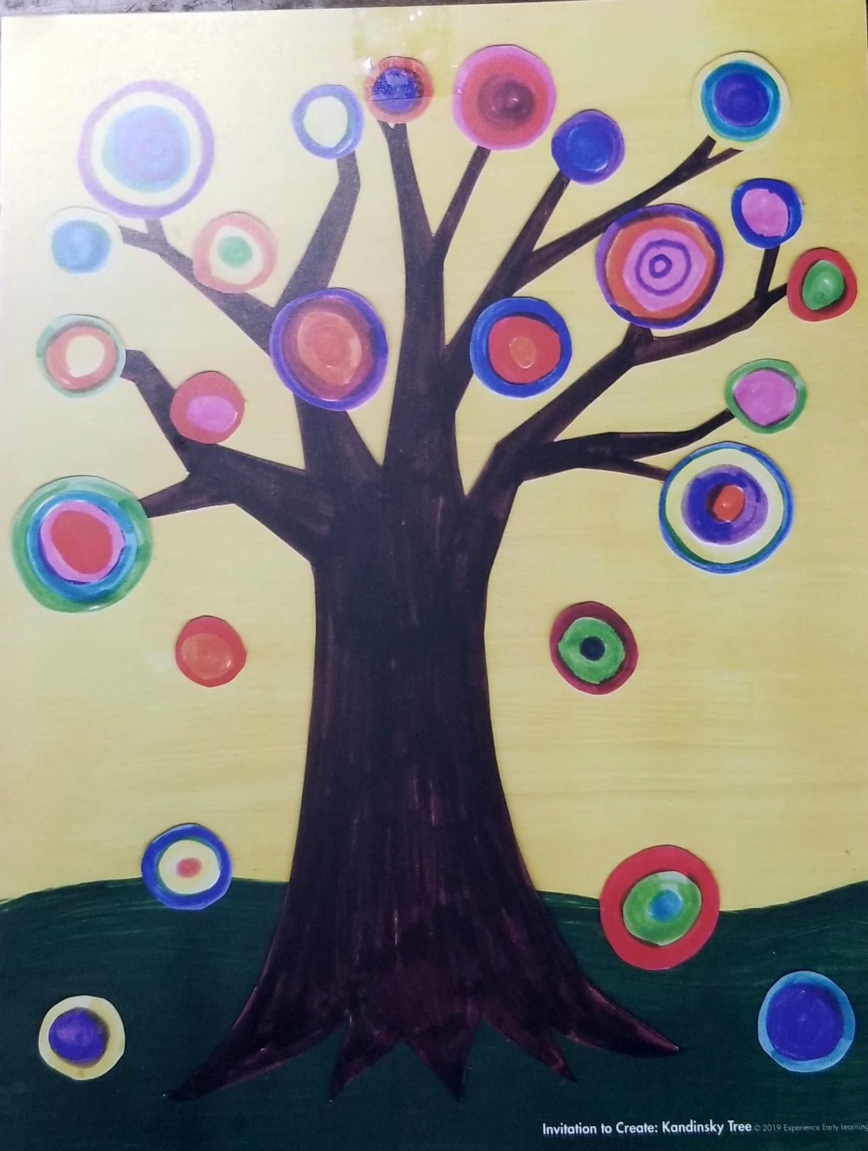 Kandinsky Tree – Wonders Early Learning Center